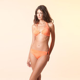 Lisa Curran Swim Seashell Hipster Bottoms Melon