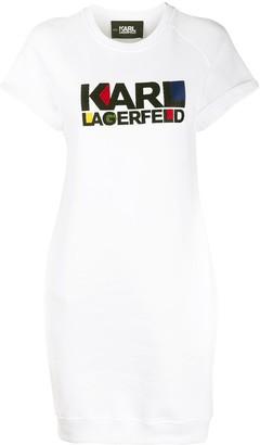 Karl Lagerfeld Paris Bauhaus logo sweatshirt
