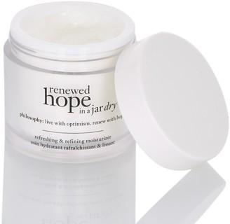 philosophy renewed hope in a jar moisturizer - 60 mL