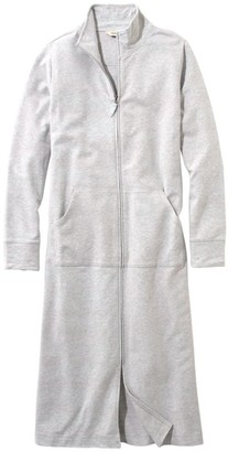 L.L. Bean Women's Ultrasoft Sweatshirt Robe