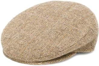 Isabel Marant herringbone flat cap