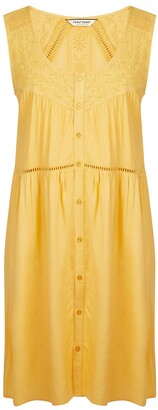 Naf Naf Sleeveless Shift Dress