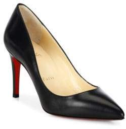 Christian Louboutin Pigalle 85 Nappa Shiny Leather Pumps