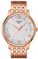 Tissot Men's Tradition Bracelet Watch, 42Mm