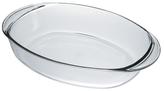 Duralex Oval Glass Baker (3.3 QT)