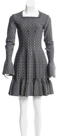 Alaia Segovie Knit Dress w/ Tags