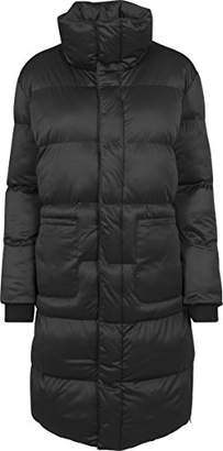 Urban Classic Women's Ladies Oversized Puffer Coat