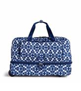 Vera Bradley Wheeled Carry On