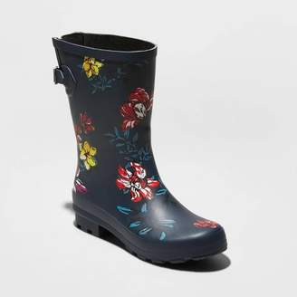 A New Day Women's Vicki Mid Rain Boot
