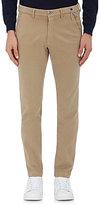 Mason Men's Tricotine Stretch-Cotton Pants-TAN