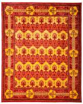 "Solo Rugs Arts and Crafts Area Rug, 8'1"" x 9'9"""