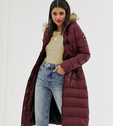 Brave Soul Tall wizard long padded coat