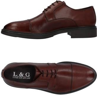 LG Electronics L & G Lace-up shoes