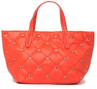 Deux Lux Jinx Quilted Tote Bag