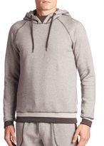 Orlebar Brown Long Sleeve Cotton Hoodie