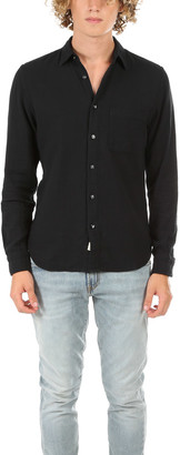 Kato The Ripper Slim French Seam Shirt