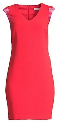 Trina Turk Enjoyable Sheath Dress
