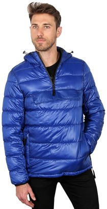 Body Glove Men's Heavyweight Quilted Pullover with Hood