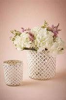 BHLDN Latticework Vase