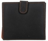 Bottega Veneta Embossed Leather Bifold Wallet