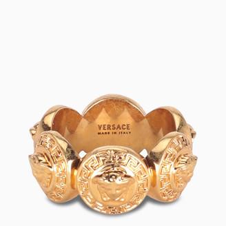 Versace Tribute Medusa ring