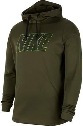 Nike Men's Therma Fleece Pullover Training Top