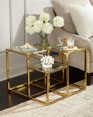 REGINA ANDREW Magnus Multi-Level Side Table