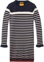 Scotch & Soda Knitted Stripe Dress