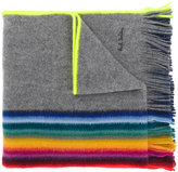 Paul Smith striped knit scarf - men - Wool - One Size