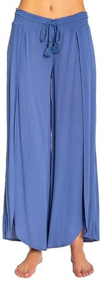 PJ Salvage Beach Blues Woven Pants