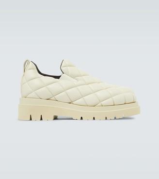 Bottega Veneta Quilted leather shoes