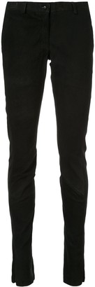 Isaac Sellam Experience classic skinny-fit trousers
