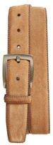 Magnanni Men's Crosta Suede Belt