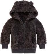 Arizona Long-Sleeve Teddy Sherpa - Baby Boys 3m-24m