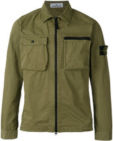 Stone Island utility jacket - men - Cotton - S