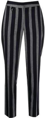 Lorena Antoniazzi Striped Peg Trousers