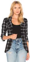 Norma Kamali Single Breasted Blazer