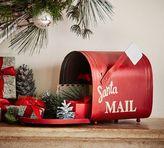 Pottery Barn Santa Mailbox