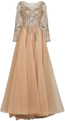 Couture Matsour'i Haute Gown Elin