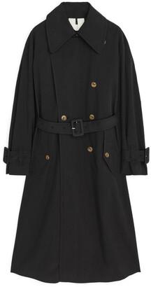 Arket Trench Coat
