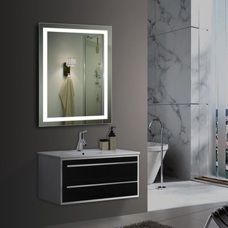 Lighted Impressions Vero LED Bathroom Wall Mirror