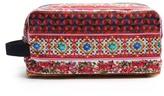 Dolce & Gabbana Carretto-print large washbag