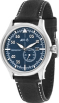Avi 8 Black Flyboy Centenary Watch