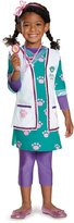 Disguise Doc Mc Stuffins Pet Vet Deluxe Costume for Toddler
