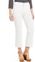 NYDJ Marilyn 5-Pocket Relaxed Capri Jeans