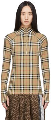 Burberry Beige Vilan T-Shirt
