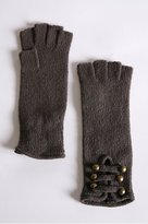 Urban Outfitters Military Fingerless Gloves