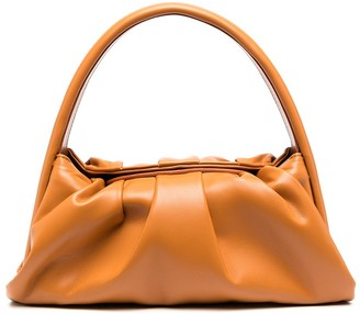 Themoire Hera pleated tote bag