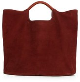 Simon Miller 'Birch' Leather Tote - Red