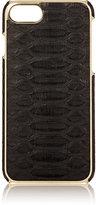 Barneys New York Men's Python iPhone® 7 Case-BLACK